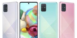 Samsung Galaxy A71 5g listed on geekbench SM-A7160 8gb ram exynos 980 chipset