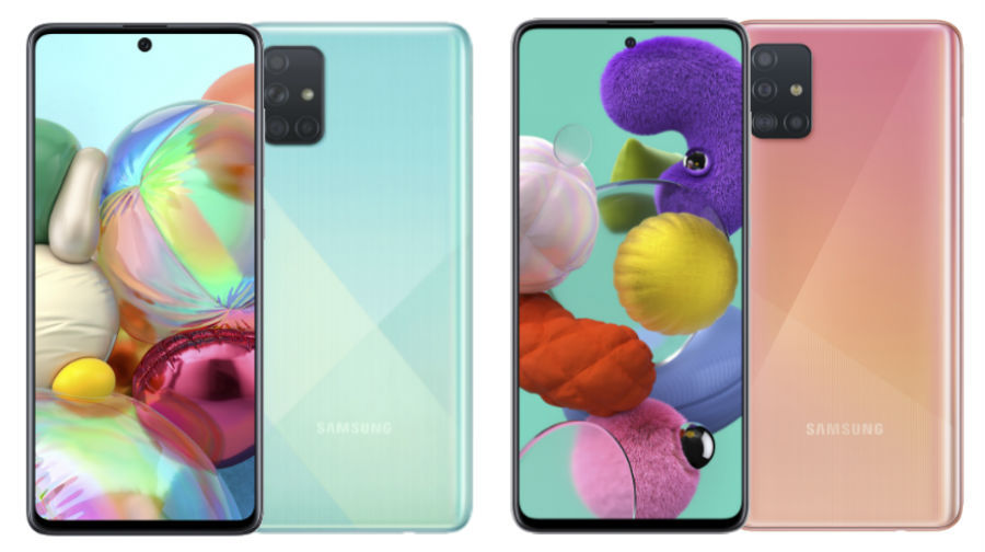Samsung Galaxy A71 to launch in february in indian a51 launching 29 january