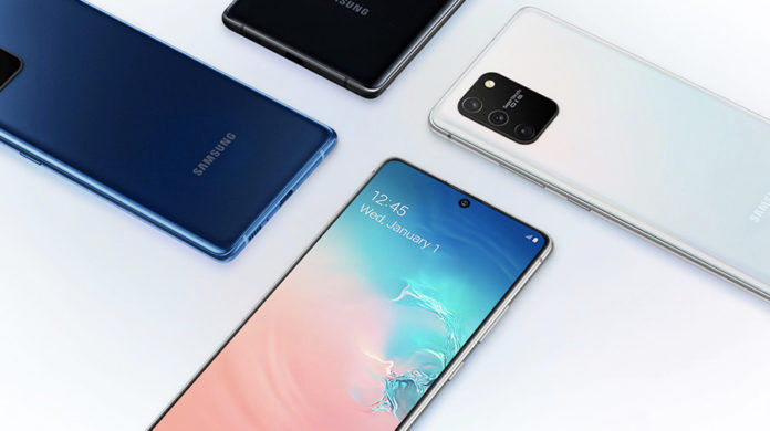 Samsung Galaxy S10 Lite launched in india price 44999 feature specification sale offer