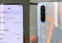 Xiaomi Mi 10 real live photos leak design revealed punch hole display
