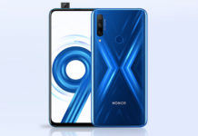 Honor 9X Pro global launch on 24 february in europe with kirin 810ai chipset Huawei Mobile Services specs