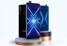 Honor 9X Lite Huawei JSN-L22 listed on geekbench 4gb ram specs leaked