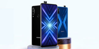 Honor 9X Lite Huawei JSN-L22 listed on geekbench 4gb ram specs leaked