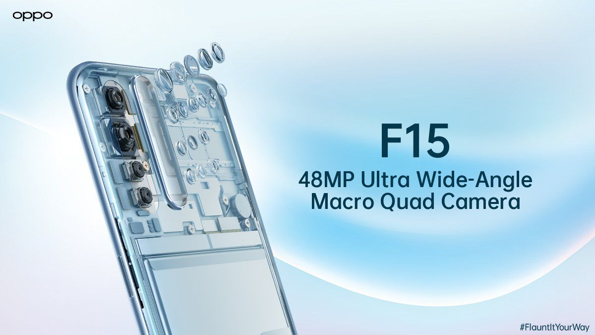 OPPO F15s to launch in india in march specs price
