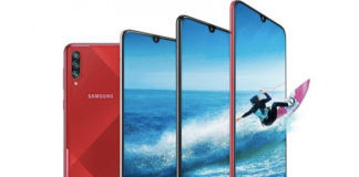 Samsung Galaxy A31 5000mah battery 48mp rear camera android 10 specs leaked