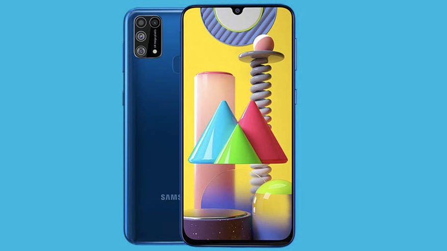 Samsung Galaxy M31 A70 hang after security patch android 10 update download