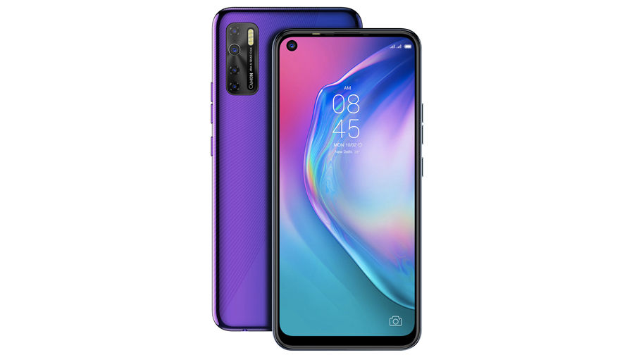 Tecno Camon 15 Pro launched india price specifications sale pop up selfie 5000mah battery 48mp quad camera