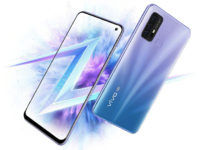 Vivo Z6 5G launched 5000mah battery 8gb ram 48mp quad camera snapdragon 765g price sale
