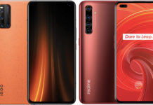 Realme X50 Pro vs iQOO 3 5g smartphone feature specification price ram camera battery comparison review