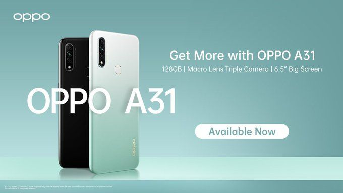 oppo a31 launched in indonesia with 4gb ram 4230mah battery specs price sale availability
