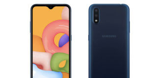 Samsung Galaxy M01 SM-M015G/DS SM-M015F/DS listed on wifi alliance android 10 specs leaked