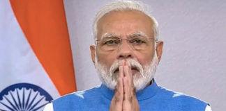 indian pm narendra modi Will address the nation at 8 PM today 24th March 2020 on vital coronavirus COVID-19
