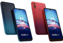 motorola new Moto E6s officially launched in low budget specifications price sale
