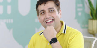 ceo madhav sheth share Realme smartwatch first look revealed launch soon in india