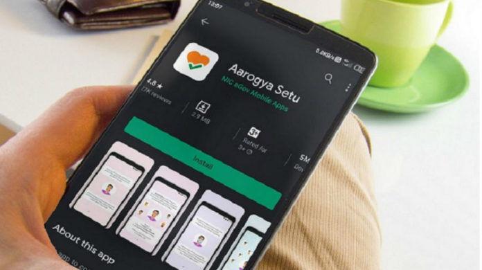Aarogya setu App most important in corona lockdown 4 for travel 100 million download in india feature