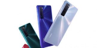 Huawei Nova 7 Pro 5g series launched 8gb ram 64mp quad camera 4000mah battery specs price sale