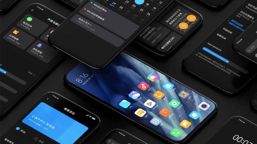 top features of miui 12 in Xiaomi phones advanced performance update list