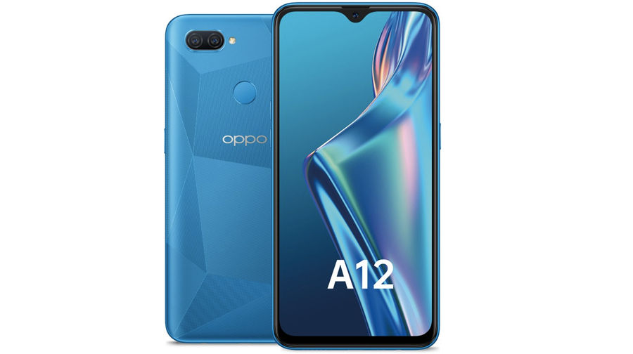 oppo a12 launched in india 4gb ram 64gb storage 4230 mah battery dual camera specs price sale offer cashback
