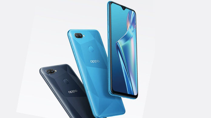 OPPO A12s launched 4230mah battery 3gb ram mediatek helio p35 specs price