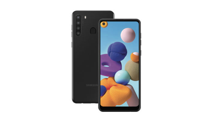 Samsung Galaxy A21s Google Play Console punch hole display specs processor leaked india launch soon