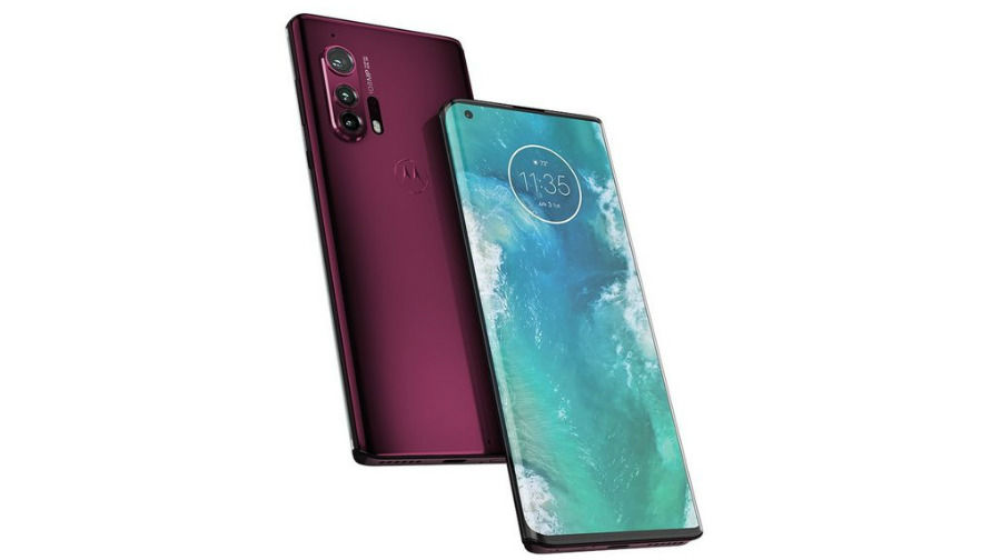 Motorola Edge plus to launch in india soon company head tweet oneplus