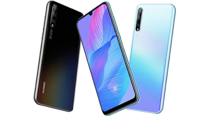 Huawei Y8p officially launched 4000mah battery 48mp triple camera 710f processor price sale