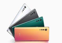 LG Velvet 5G with mediatek dimensity 800 6gb ram listed on google play console