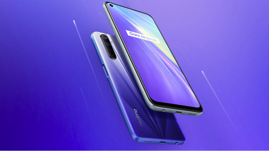 realme 6 new variant 6gb ram 64gb storage launched in india at rs 15999 64mp camera specs