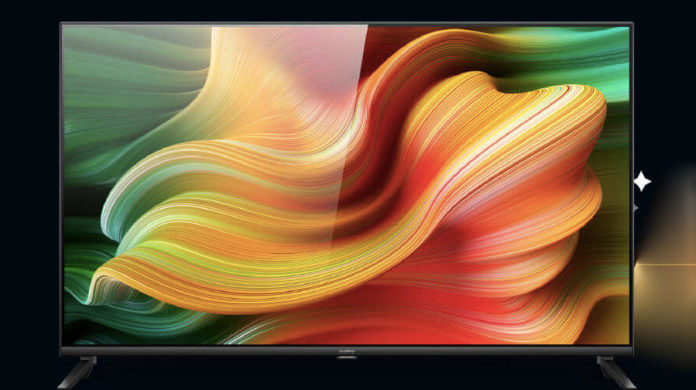 Realme TV product page live in india price feature specs details launch date 25 may