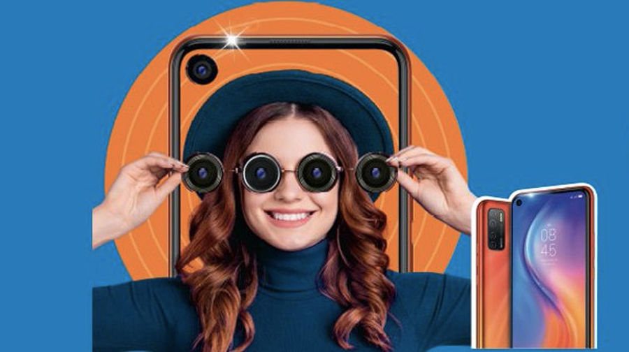 Tecno Spark 5 launched in india punch hole display 5000mah battery quad rear camera specs price sale offer