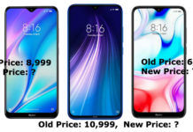 xiaomi redmi note 8 redmi 8 an redmi 8a price hike in india