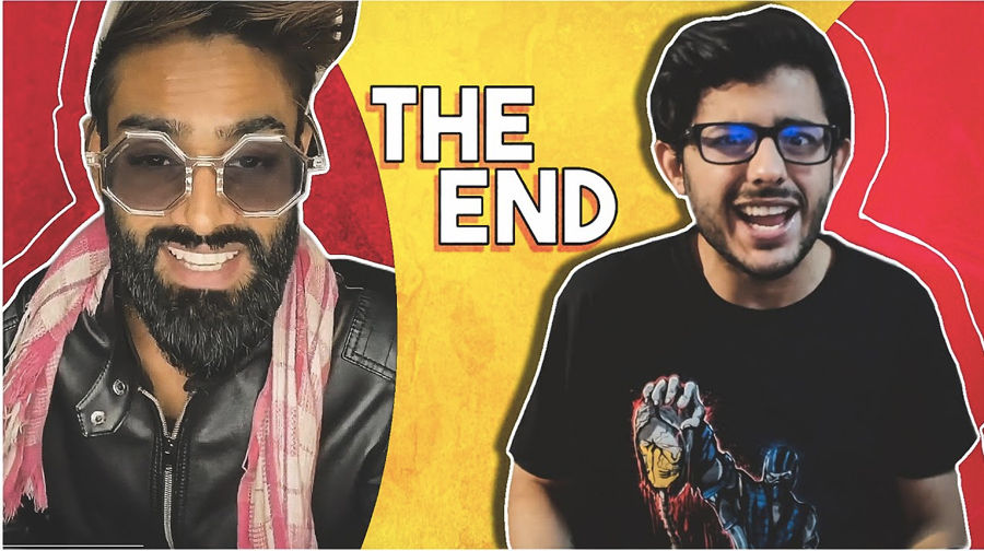youtube vs tik tok roast review down with 2 star on play store acid glorifying Siddiqui Controversy