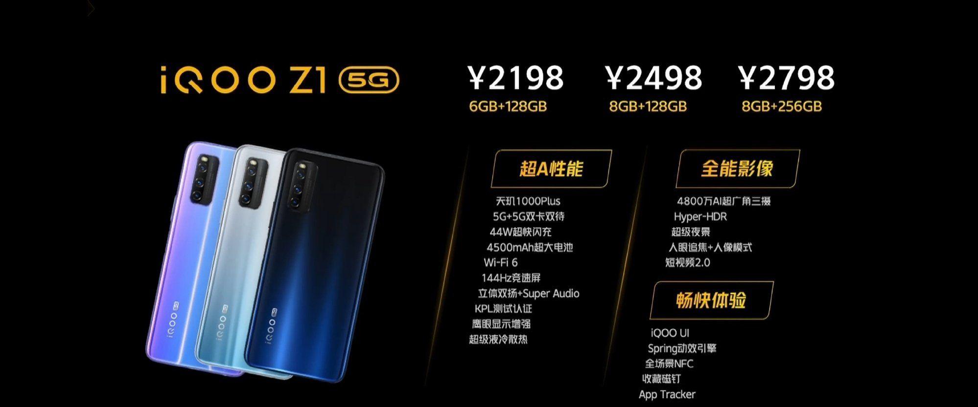 iqoo-z1-price