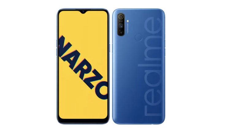 Realme Narzo 10A 4gb ram 64gb storage variant launch in india price at rs 9999 on flipkart specs sale offer