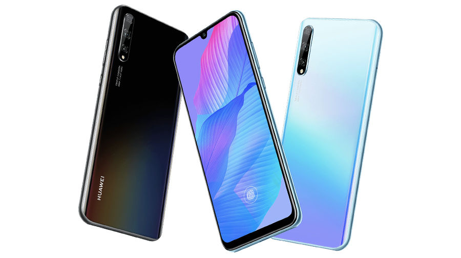 Huawei P Smart S launched with Huawei AppGallery 4000mah battery 48MP triple cameras and Kirin 710F