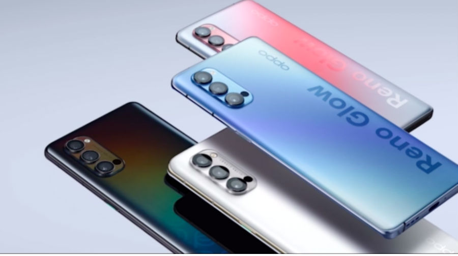 OPPO Reno 5 series launching on 10 december