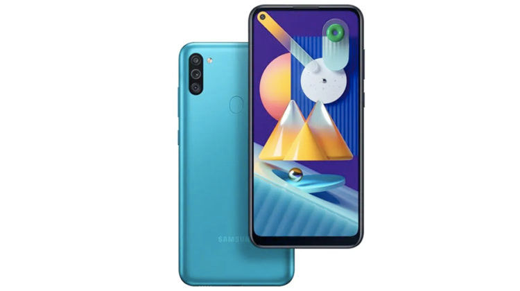 Samsung Galaxy M11 m01 price cut in india spacs sale