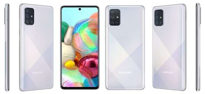 Samsung Galaxy M31s launching in India this month with super amoled infinity o display 6000mah battery