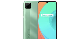 Realme C11 launch in india know price specs sale offer
