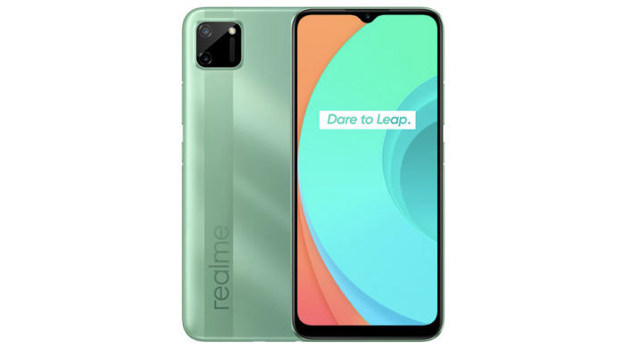 Realme C11 sold out 150k units in india first sale price specs