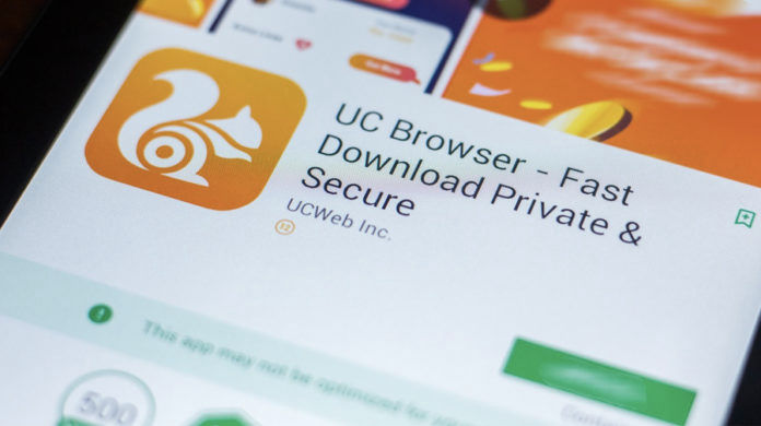 Alibaba Group UC Web chinese app shuts business in india