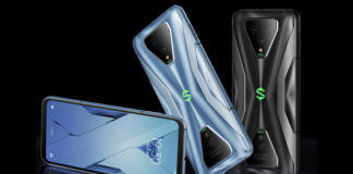 Black Shark 3S launched 12gb ram 64mp camera 65w charging specs