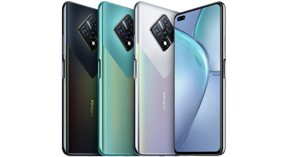 Infinix Zero 8 series launching in india soon with dual selfie quad rear camera