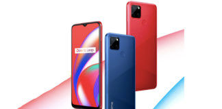 Realme C12 launched with 4gb ram 64gb storage 6000mah battery price rs 9999