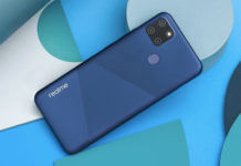 Realme C12 officially launched 6000mah battery helio g35 specs price sale