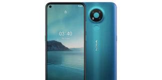 Nokia TA-1333 listing on FCC specs leaked
