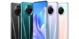 Huawei Enjoy 20 Plus 5g smartphone launched 5000mah battery Dimensity 720g SoC