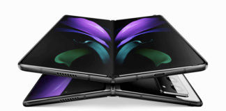 samsung galaxy z fold 2 first impression look design display camera