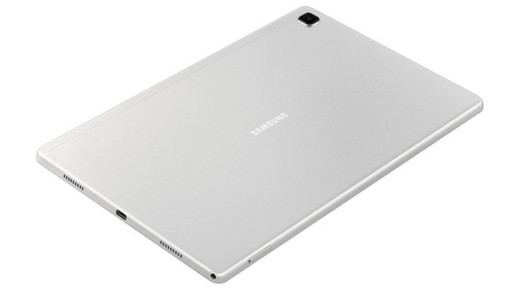 Samsung Galaxy Tab A7 with 7040 mah battery 10 inch display launch in india sp ecs price at rs 17999
