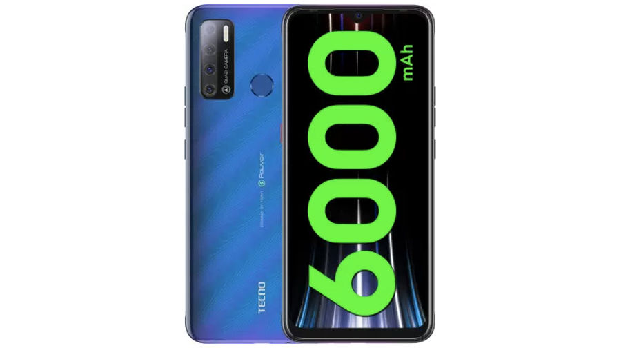 best latest cheap smartphone with 6000 mah battery in india